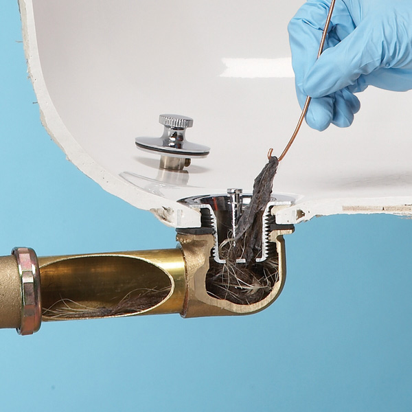 advocate master plumbing drain cleaning tips bathroom