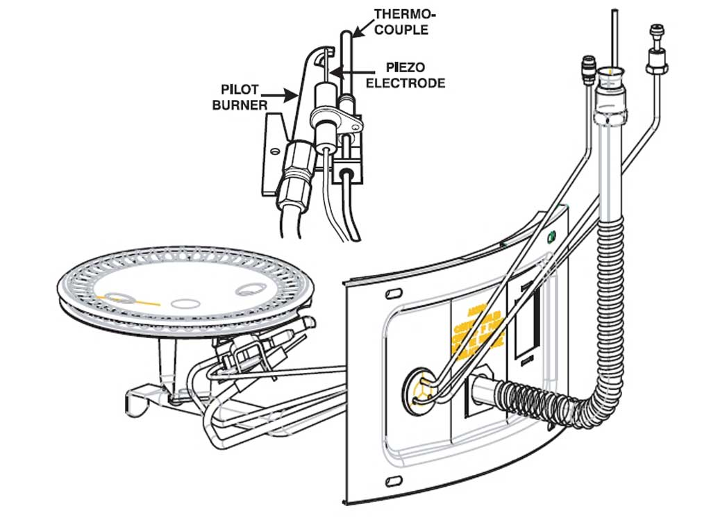 whirlpool hot water heater parts diagram whirlpool water